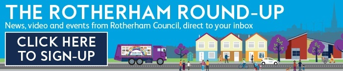 Sign up for Rotherham Round up