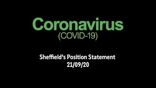 Sheffield Position Statement