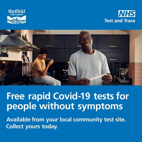Free Rapid covid tests for people without symptoms