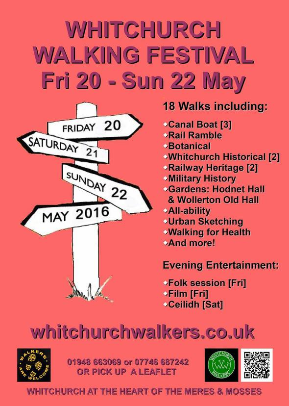 Whitchurch Walking Festival