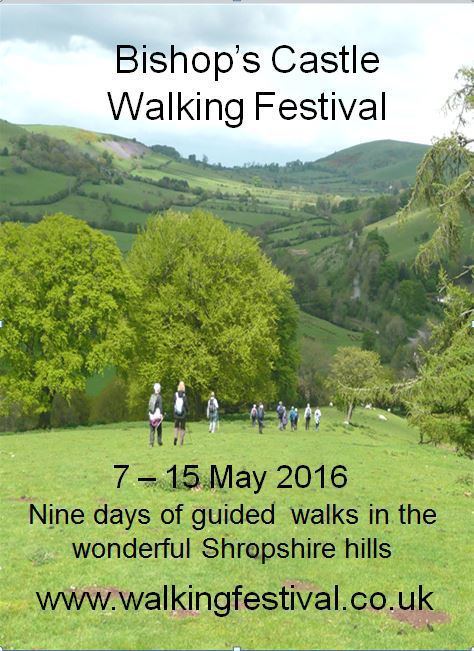 Bishop's Castle Walking Festival