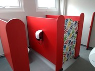 Market Drayton Infanct school new toilets