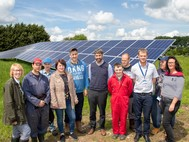 Greenacres rural unit - solar pv