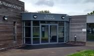 Oakmeadow Primary new entrance