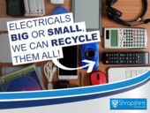 elecricals big or small we can recycle them all