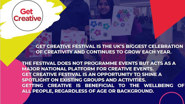 Get Creative Festivals