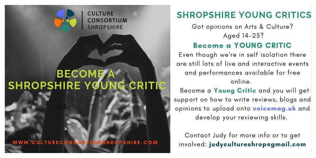 Shropshire Young Critics