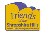 Friends of the Shropshire Hills AONB logo