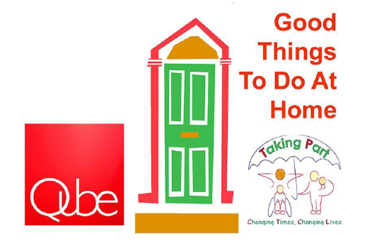 Good things to do at home