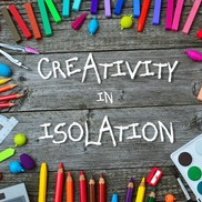 Creativity in isolation