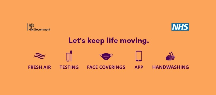lets keep life moving