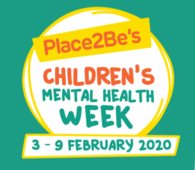 Children's mental health week logo