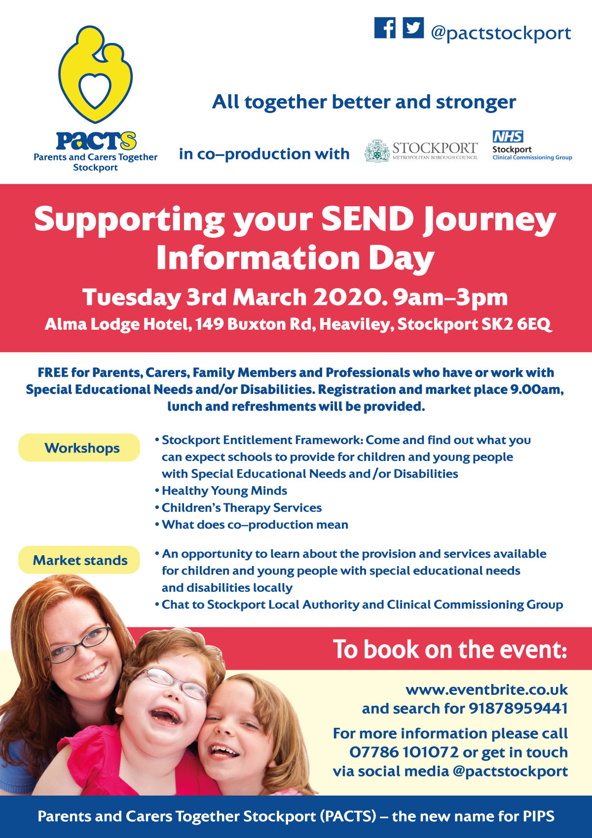 PACTS Information Day
