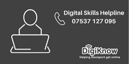 Digital Skills Helpline