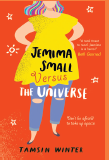 Jemima Small Versus the Universe by Tamsin Winter