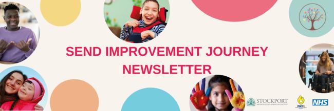 SEND Improvements Journey Newsletter