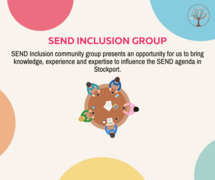 the send inclusion community group