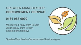 GM Bereavement Service