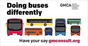 Have your say on doing buses differently