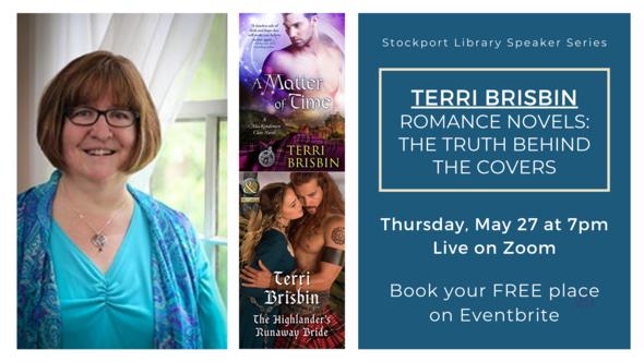 Terri Brisbin Author Event