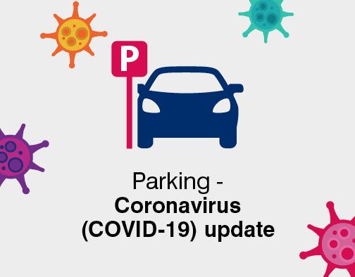 Coronavirus parking