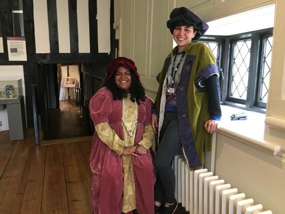 Volunteers Tudor House