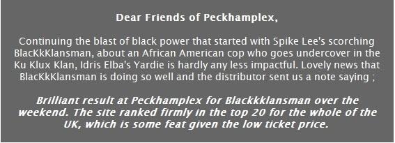 Peckham and Nunhead Newsletter September 2018