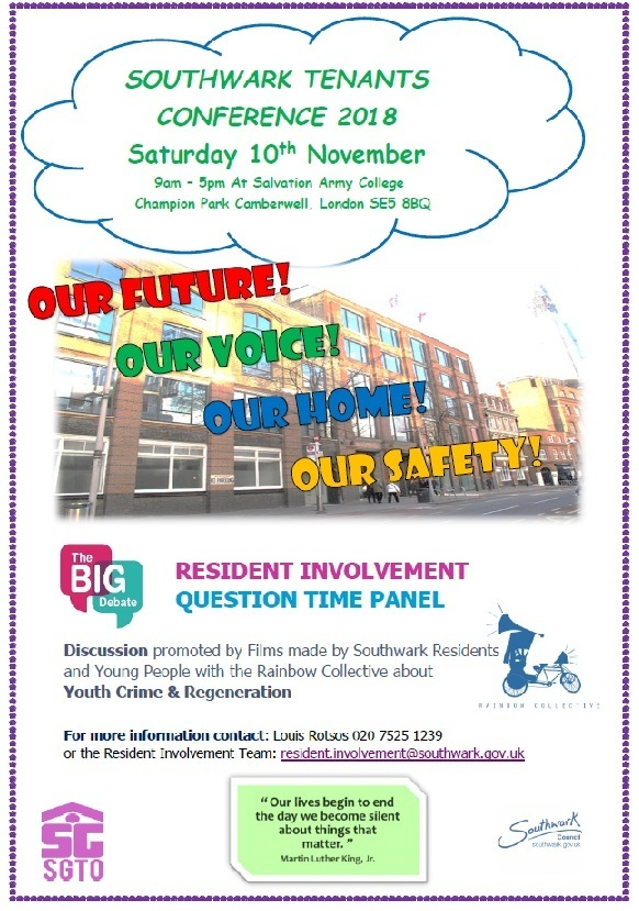Tenants Conference