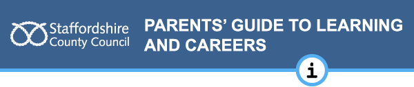 Parents' Guide to Learning and Careers