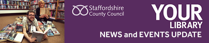 Staffordshire Library Newsletter Update