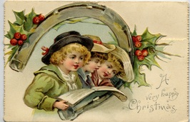Christmas greetings from the Archives and Heritage Service