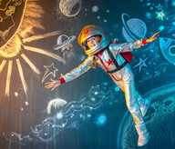 Space Chase Summer Reading Challenge 2019