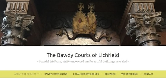 Bawdy Courts Project
