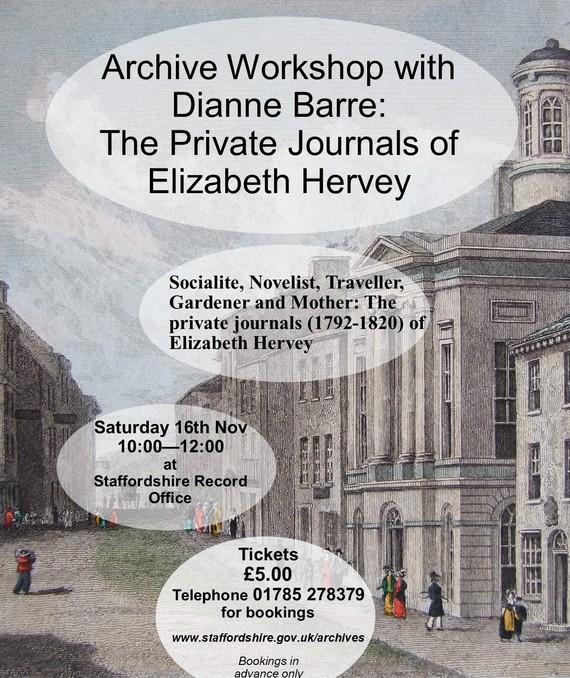 Study Day Elizabeth Hervey
