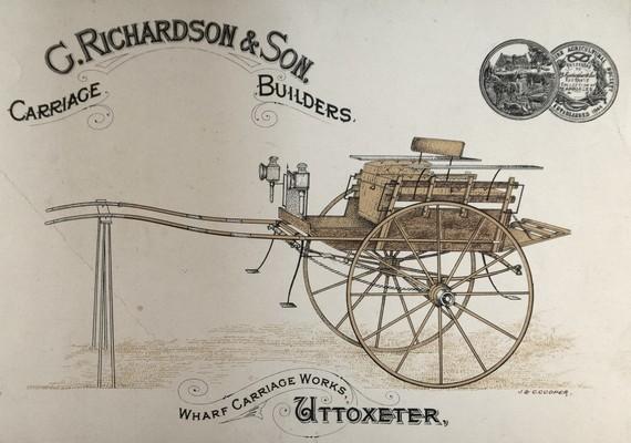 Coach Builders Trade Catalogue