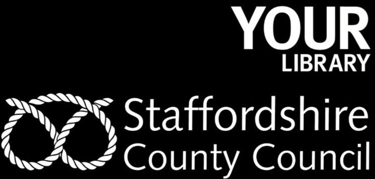 Staffordshire Libraries Logo