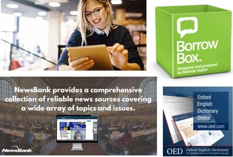 Staffordshire Libraries News