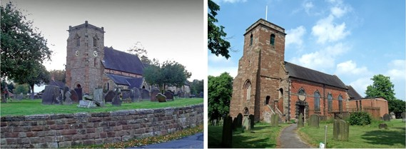 Staffordshire Steeple and Tower Challenge Week 2