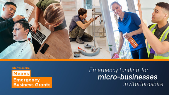 Emergency Business Grants