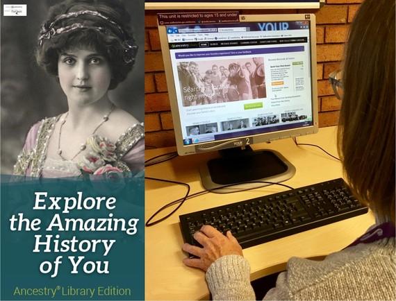 Ancestory in Libraries