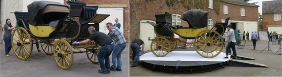 Moving the Carriage Collection