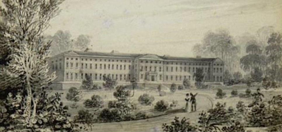 Coton Hill Asylum