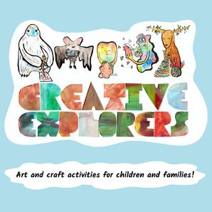 Creative Explorers Logo