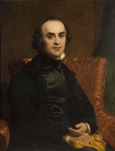 Portrait of John Prescott Knight