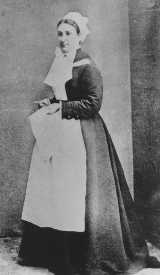 Sister Dora (courtesy of Staffordshire Pasttrack)