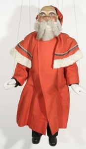 Father Christmas Puppet