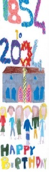 Children's bookmark