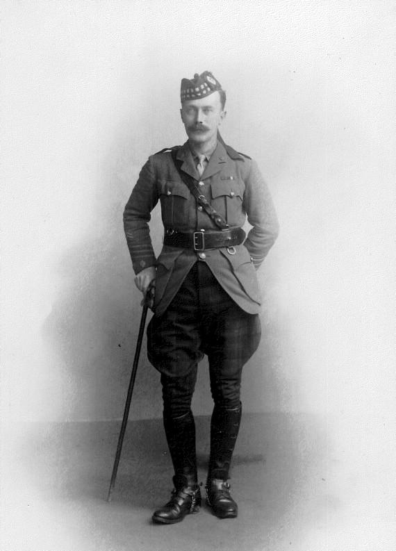 The Earl of Bradford, c.1917