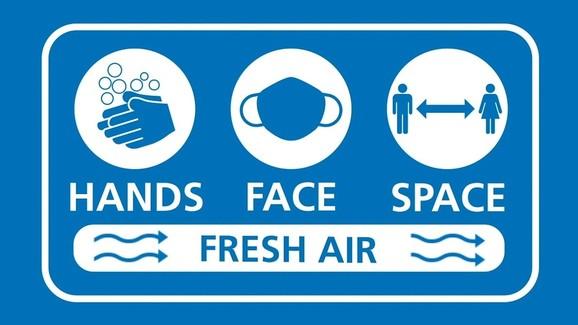 Hands Space Face Fresh Air