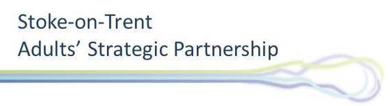 Adults' strategic partnership logo